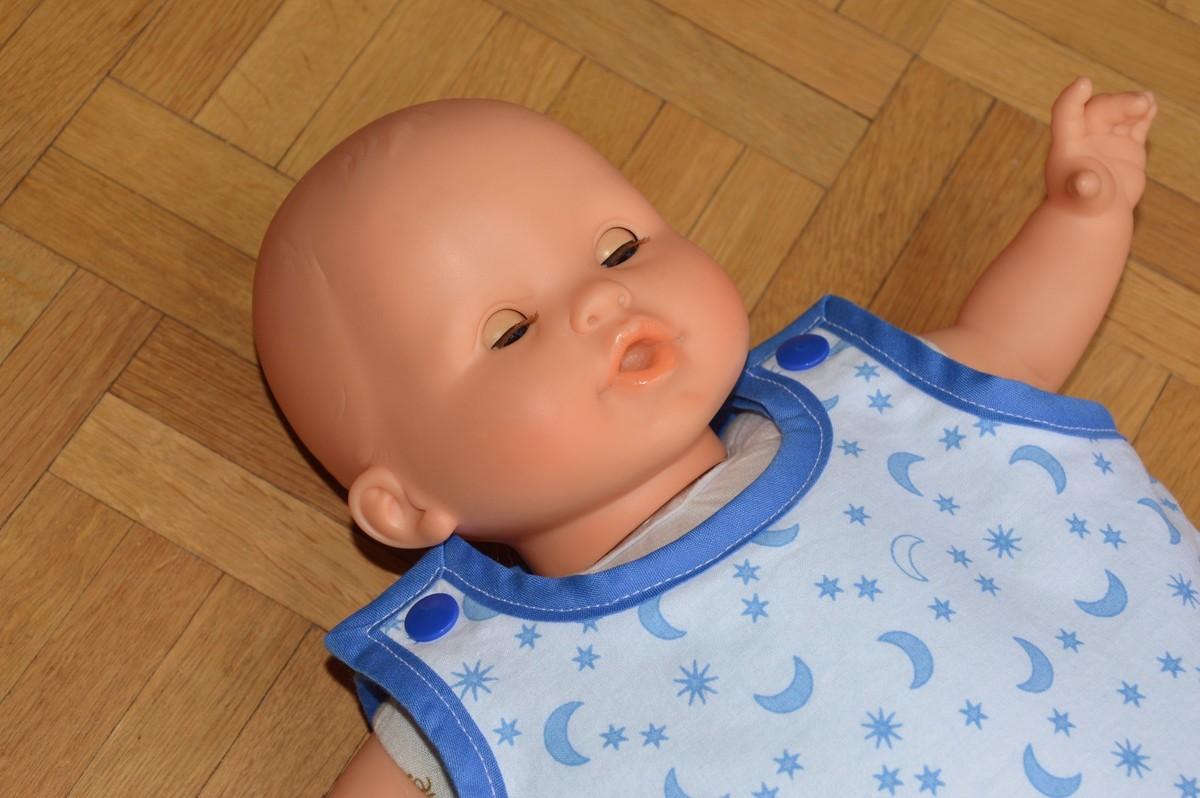 gigoteuse pour poupée | 30 cm | 36 cm | Corolle | jouet | comme maman | patron couture | gratuit