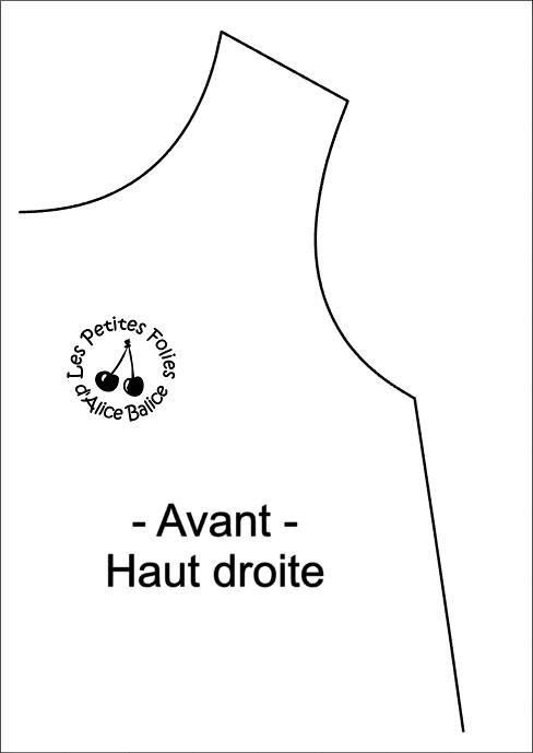 Hervorragend Tutoriel : Gigoteuse Joseph - Alice Balice - couture et DIY  UM91