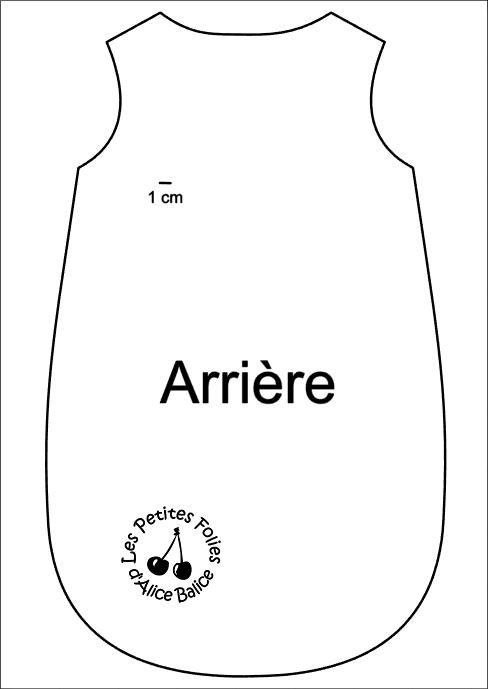 Super Tutoriel : Gigoteuse Joseph - Alice Balice - couture et DIY  CH53