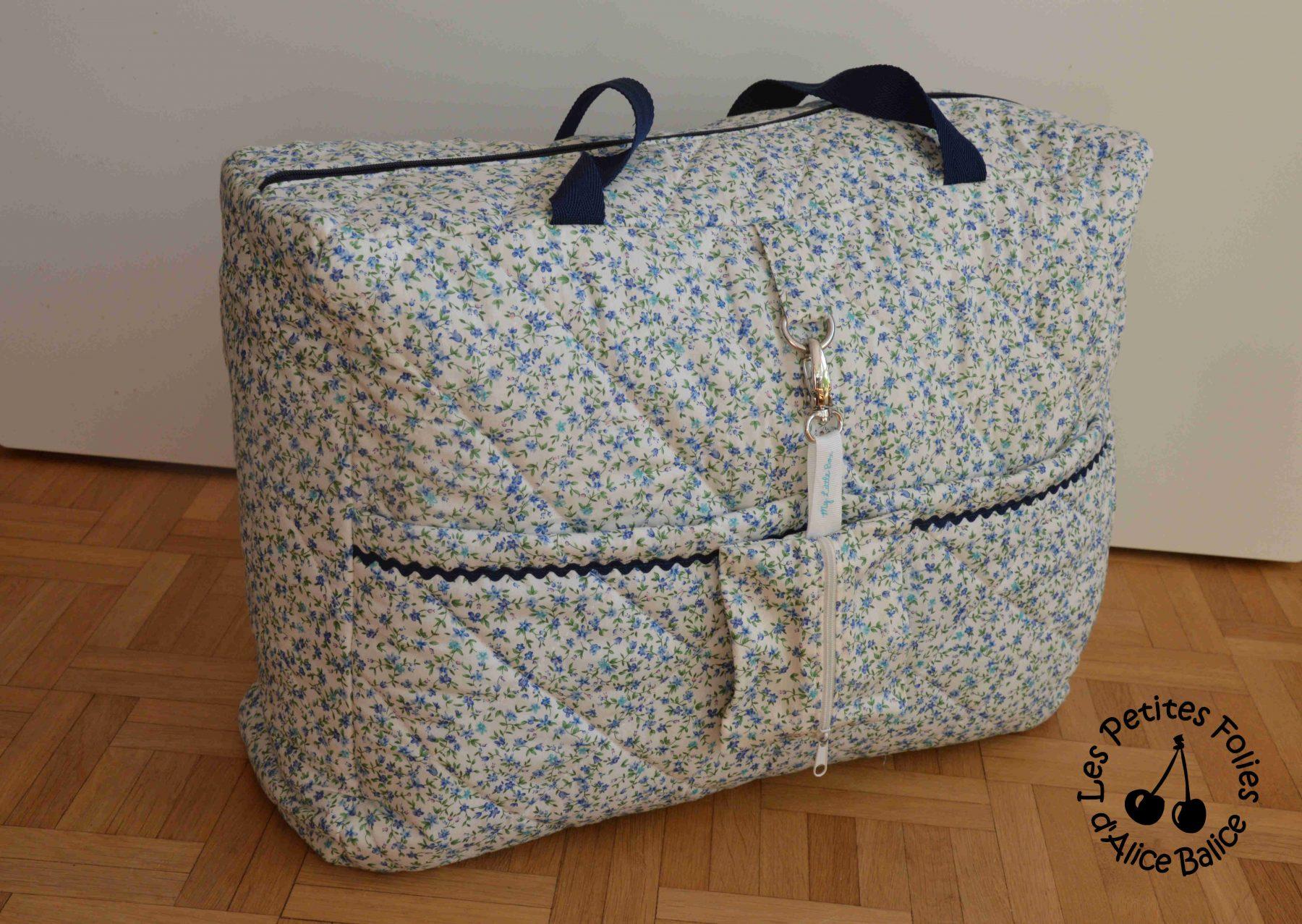 sac langer number 5 alice balice couture et diy. Black Bedroom Furniture Sets. Home Design Ideas