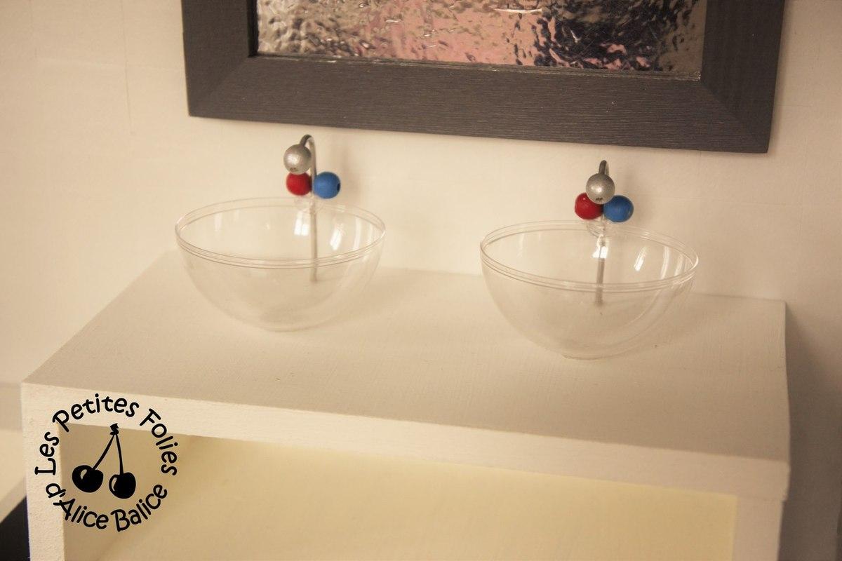 Salle De Bain Miniature ~ maison de barbie 6 les meubles chambres et salle de bain