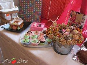 alice balice | gâteau château | anniversaire princesse
