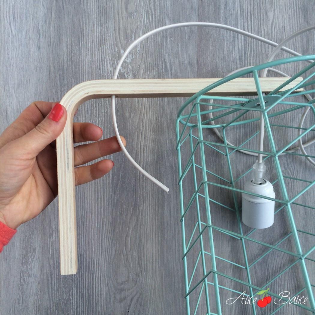 Tuto Baladeuse Balice DiyUne Alice Design Lampe Unique XPOiZuk