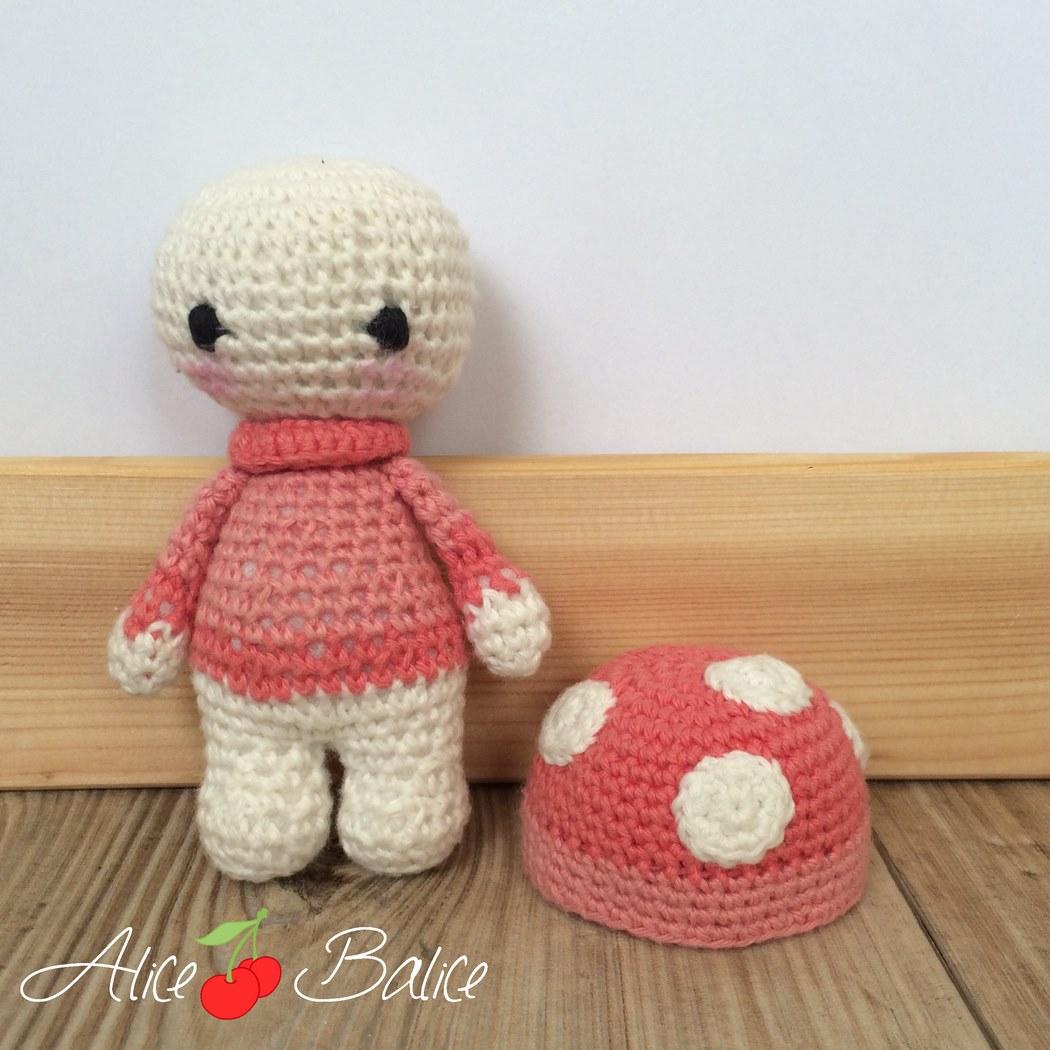 Tuto Crochet Tiny Lalylala Mes Petits Amis Amigurumi Alice