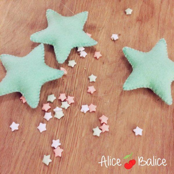 Etoile origami | papier | cute | tuto diy | gratuit