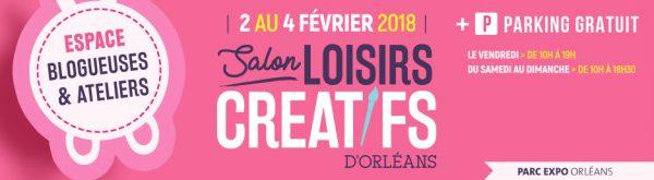 alice balice | salon des loisirs créatifs d'Orléans 2018 | coin des blogueuses