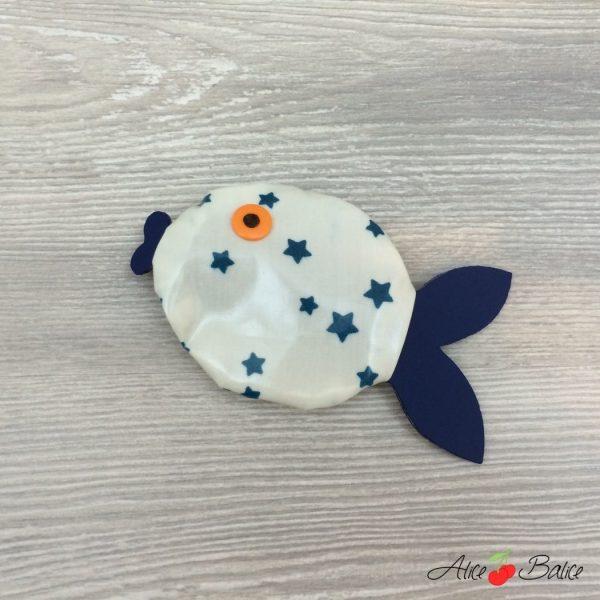 porte-monnaie poisson | jouet | bébé | enfant | couture | sewing | patron couture gratuit