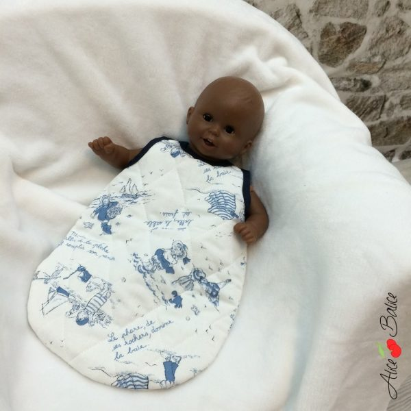 trousseau de naissance pour poup e alice balice. Black Bedroom Furniture Sets. Home Design Ideas