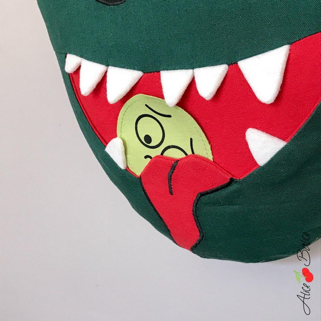 alice balice | mange-problèmes | avale soucis | couture | sewing | patron | tutorial | tutoriel | gestion des émotions | outil pédagogique