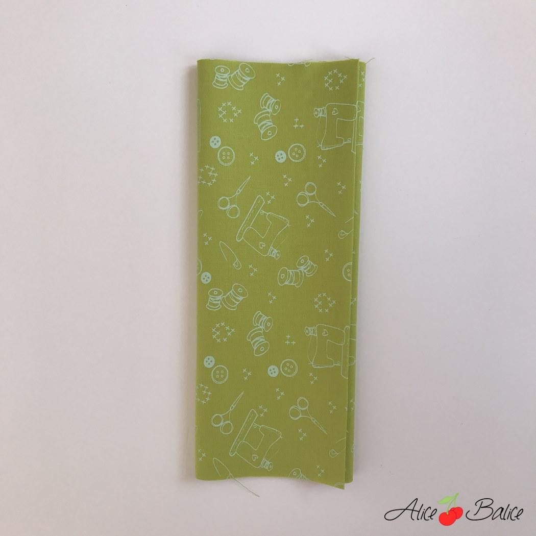 alice balice | couture | sewing | tutoriel trousse ultra rapide et ultra facile sans fermeture éclair et sans bouton | tutorial | tuto | gratuit