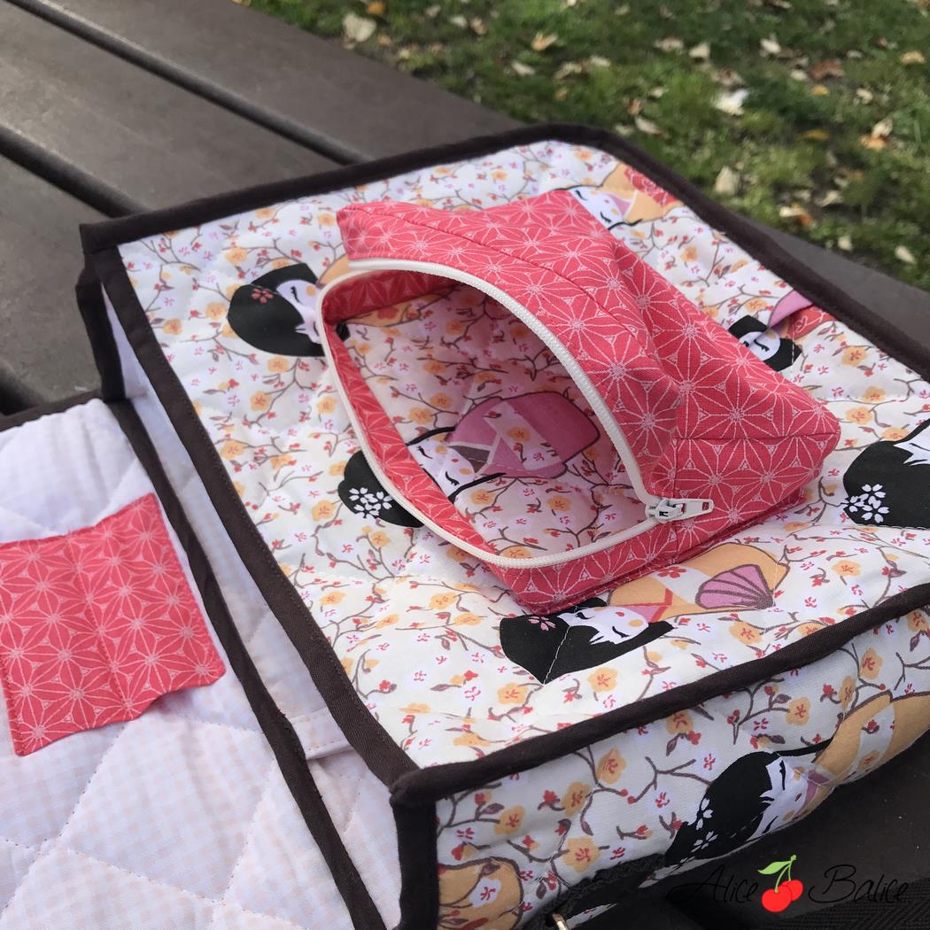 nouveau patron couture le sac puce alice balice couture et diy loisirs cr atifs. Black Bedroom Furniture Sets. Home Design Ideas