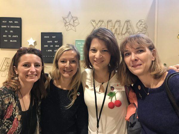 alice balice | rencontre avec Caro Tricote et Etoile à la Pistache | CSF 2017