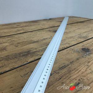 alice balice | outils de coupe de couturière | recommandation produit | avis règle en fer 1 mètre