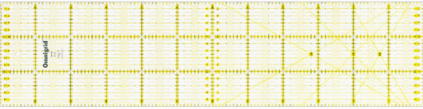 alice balice | règle patchwork 15 x 60 cm
