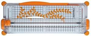 alice balice | massicot portable Fiskars 30 cm