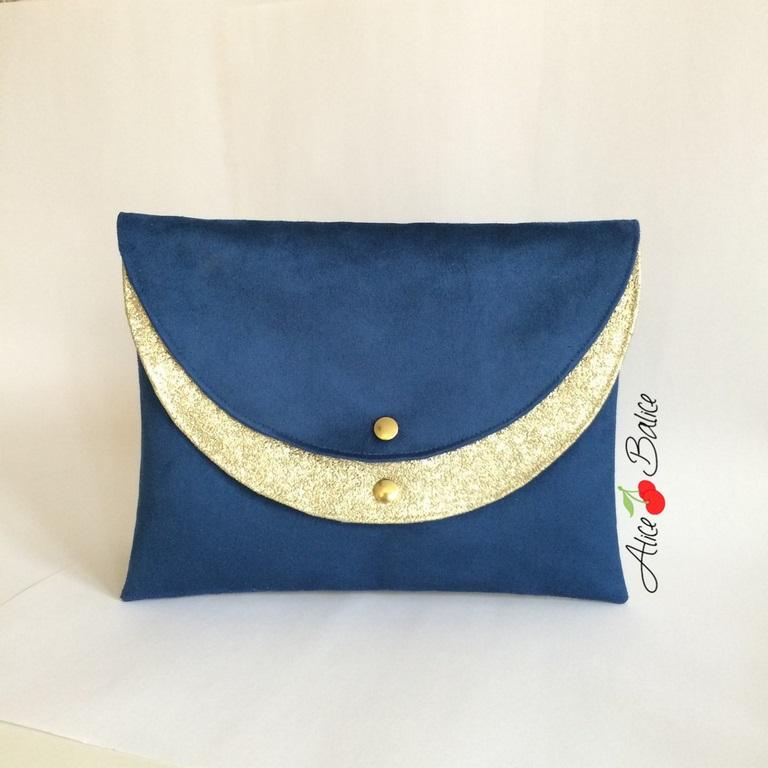Pochette glitter à double poche - Alice Balice - couture et DIY loisirs  créatifs 8901f3cf116