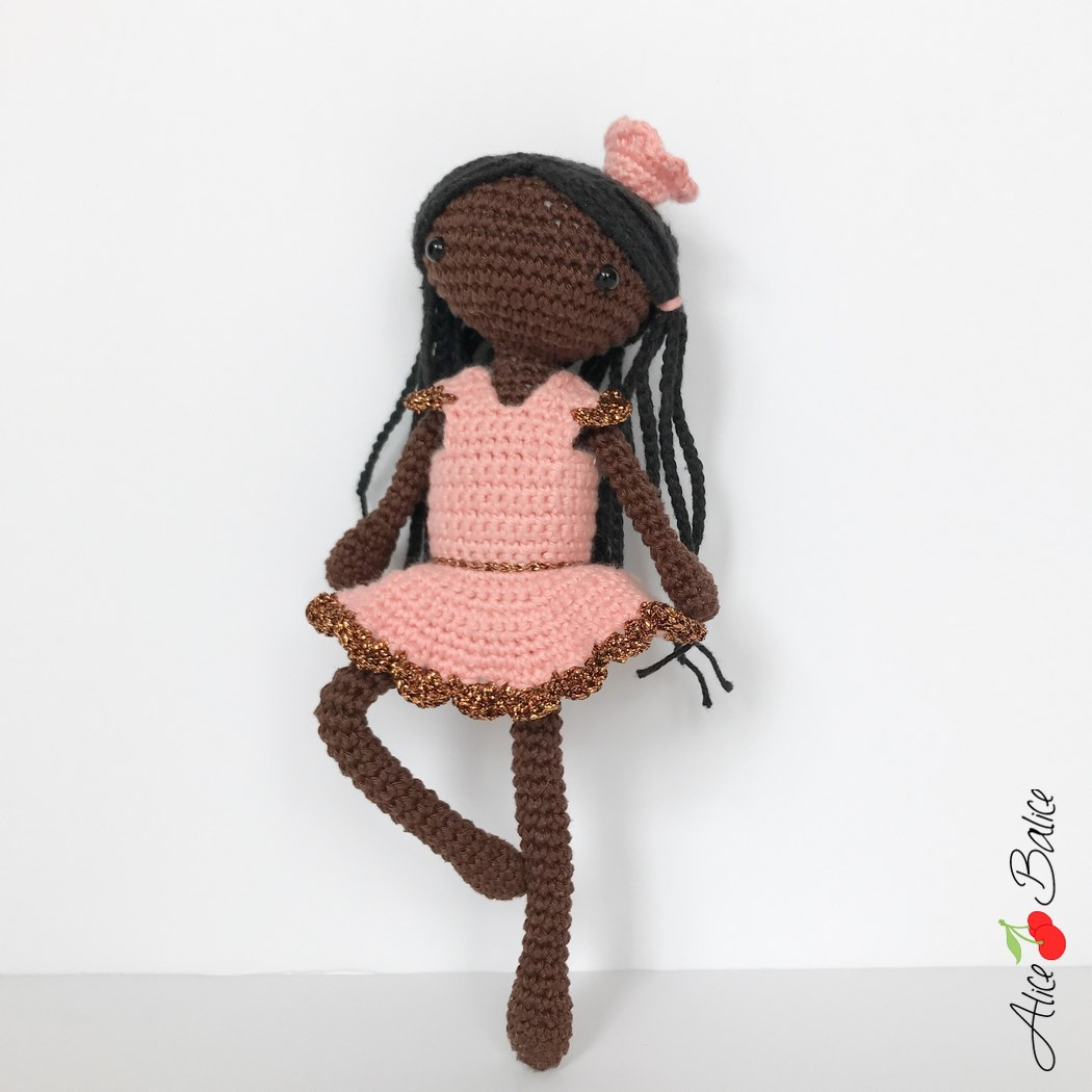 alice balice | tuto crochet | débutante | amigurumi | Louison