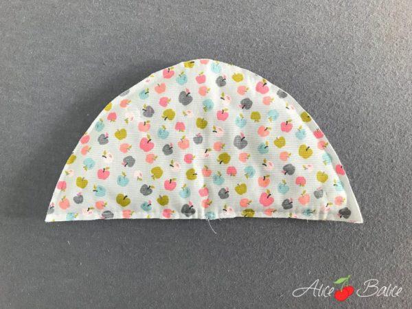 alice balice | tutoriel couture | tripler un ouvrage en ouate | couper facilement des pièces de patron en ouate